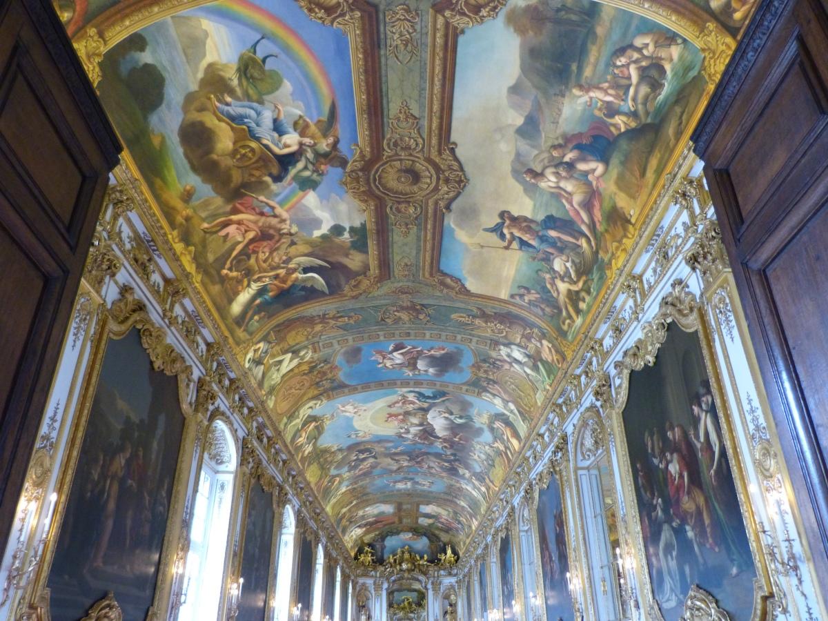 La galerie de peintures de l'hôtel de la Vrillière