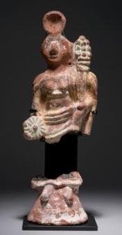 Statue fragmentaire d'Isis-Déméter
