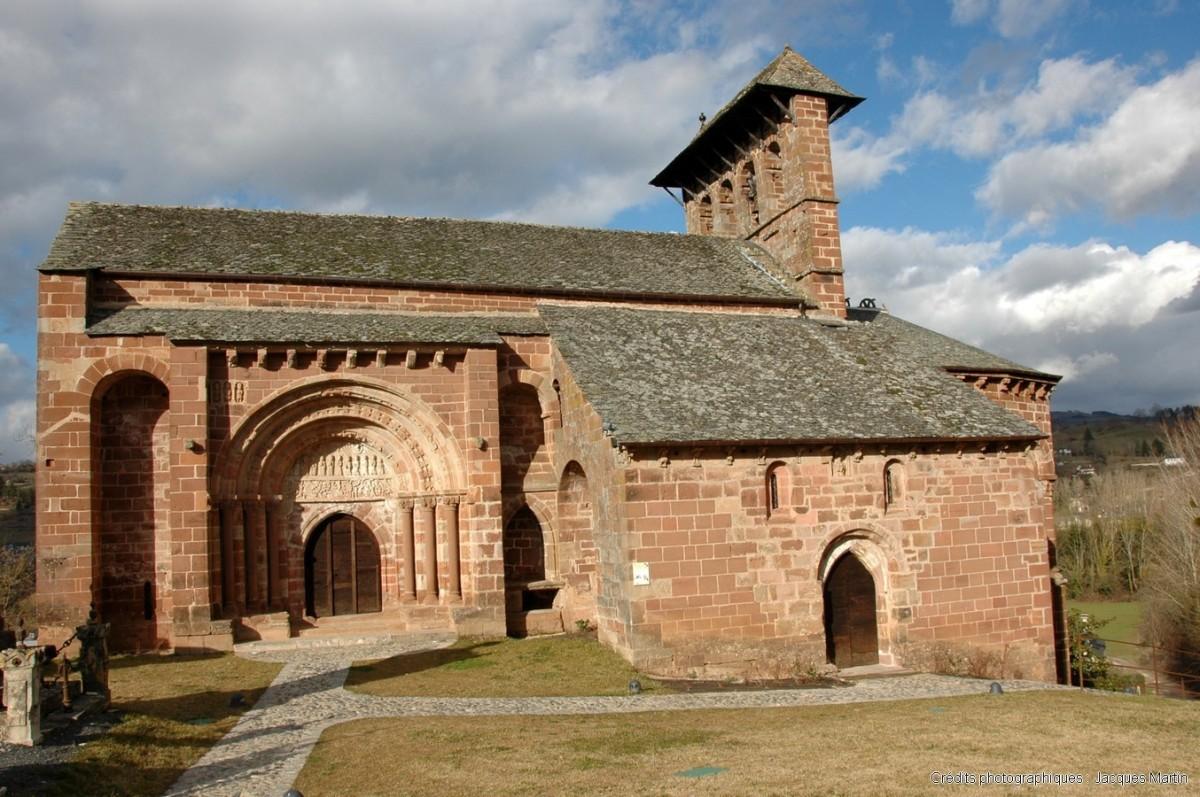 La Chapelle romane de Perse (Espalion)