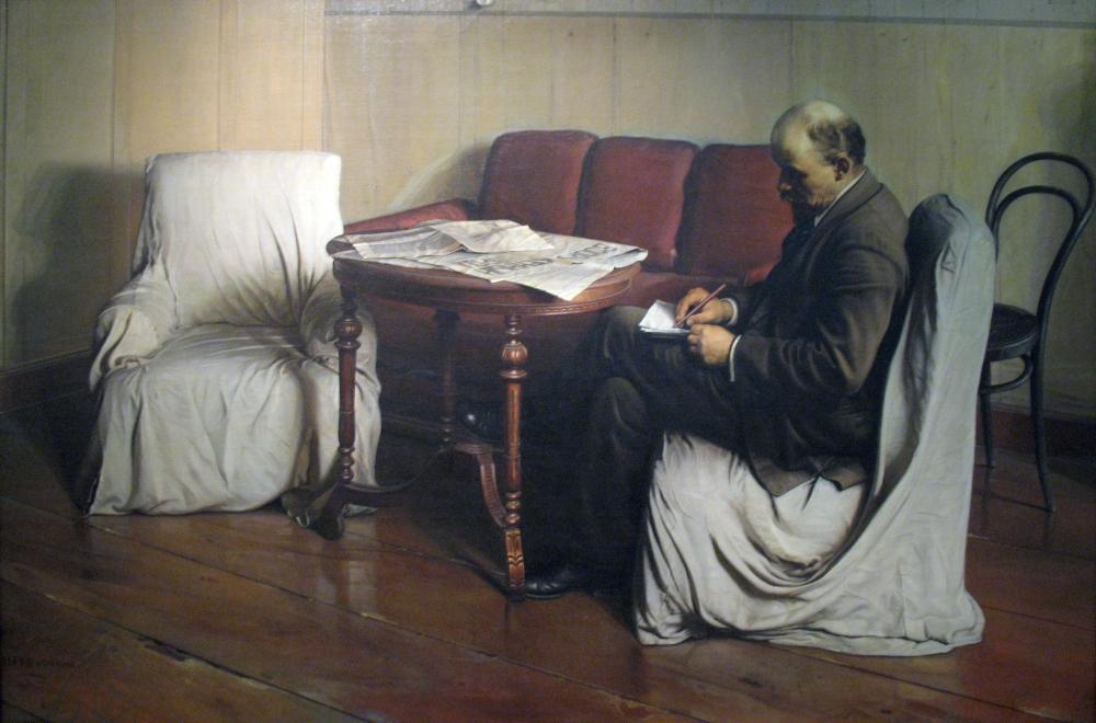 brodsky lénine à smolny.JPG