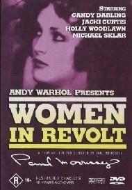 WOMEN IN REVOLT DVD
