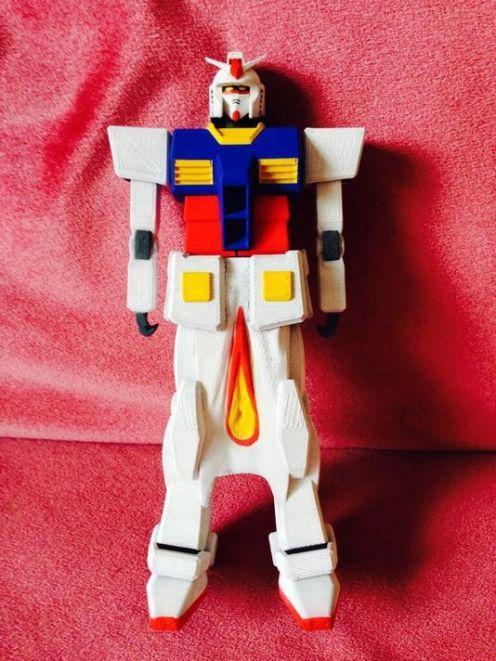 Rokudenashito - Gundaman