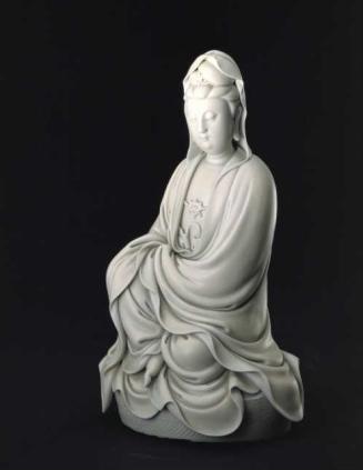 Statuette de Bouddha - © China Online Museum