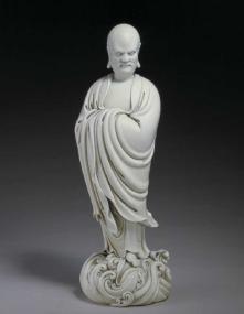 Statuette de divinité - © China Online Museum