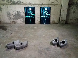Oeuvres de Tzu-chun Ku et Sara Marioli.