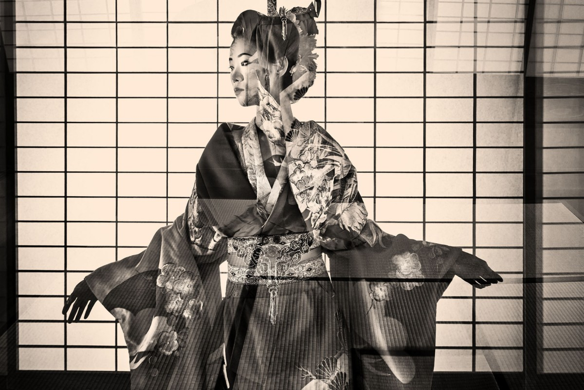 L'image mythique et fantasmée des Geishas