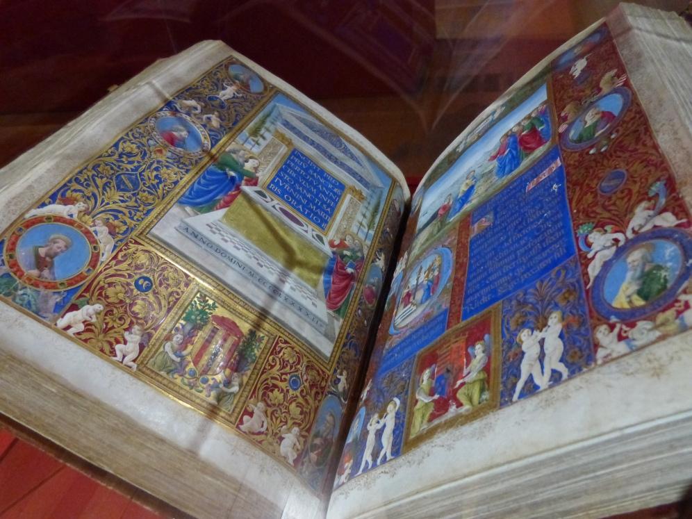 Breviarium Romanum, Florence, 1487-1492, Cité du Vatican, Bibliothèque apostolique vaticane