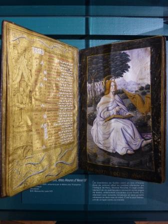 Heures d'Henri IV, 1500-1505, enluminé par le Maître des Triomphes, BnF, Manuscrits