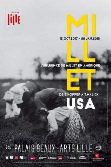 Millet USA affiche