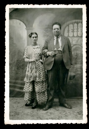 Photo-de-Mariage-de-Diego-et-Frida-1929