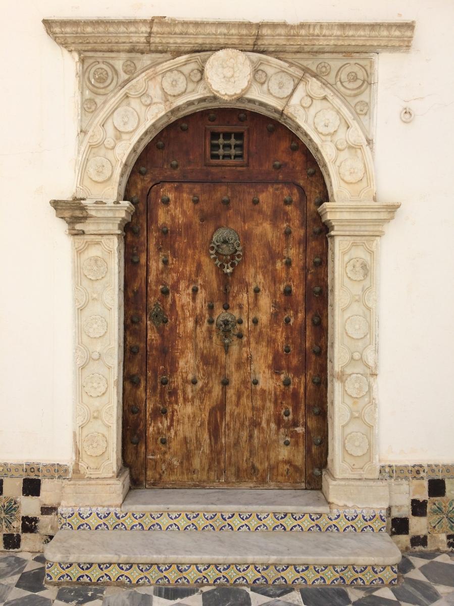 Le musée du Bardo d'Alger