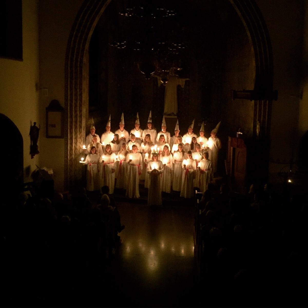 La Sainte Lucie ou la lumière du 13 décembre
