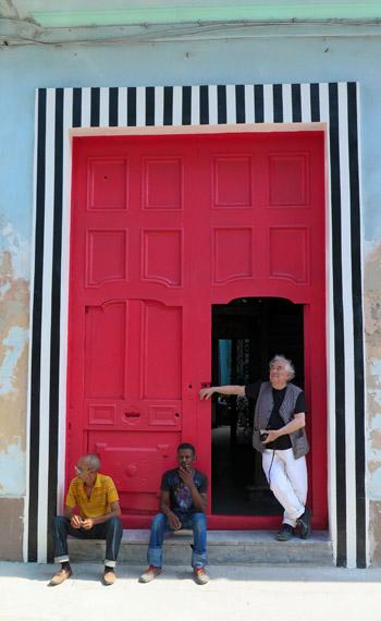 buren à la Havane