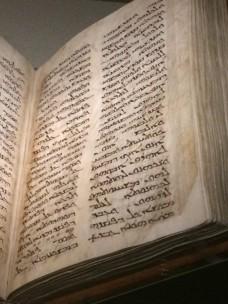 Bible en syriaque