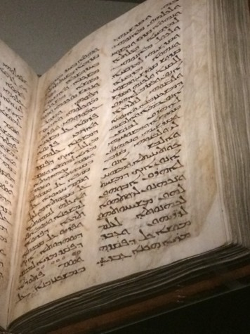 Bible en syriaque