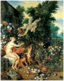 Flora et Zéphyr