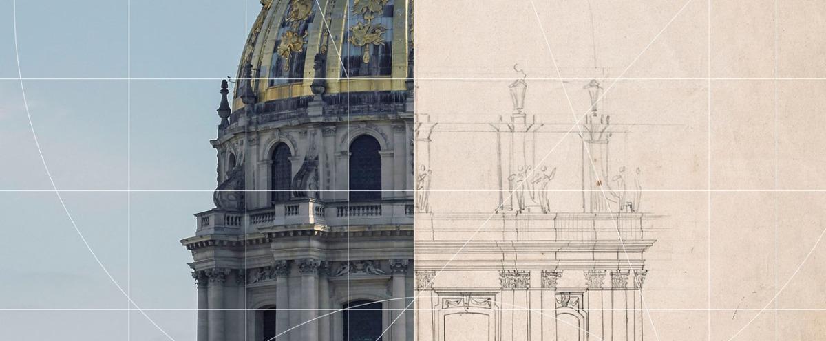 Architectes du Grand Siècle: du dessinateur au maître d'œuvre