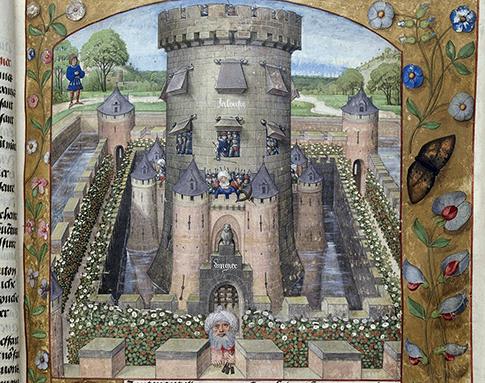 Le château de Jalousie