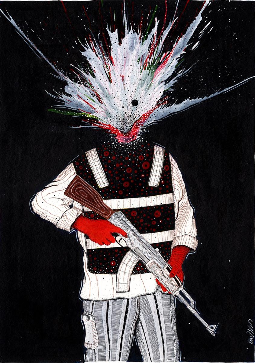 Les artistes Syriens en état de guerre : l'art comme résistance