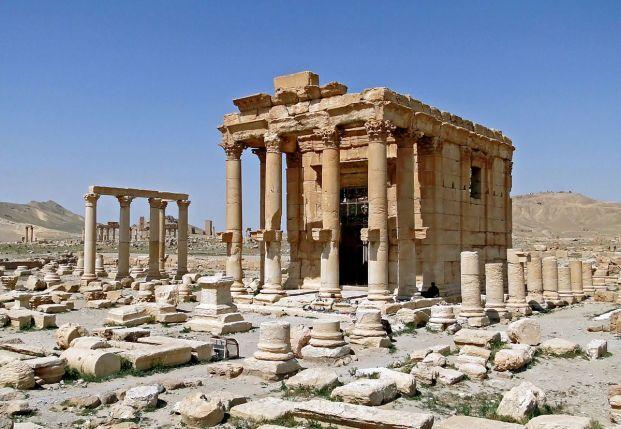 Temple de Baalshamin à Palmyre