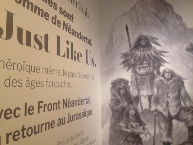 médiation néandertal