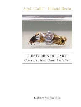 Agnès Callu_l'historien de l'art : conversation dans l'atelier