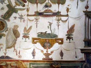 Jacopo Zucchi, Villa Medicis, chambre de l'aurore