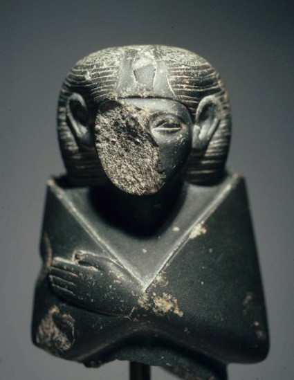 royal sculpture, dyn12, dyn13, MK, queen