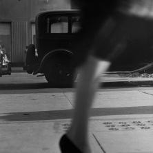 Lisette Model, Running legs, v.1940-41