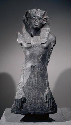 Statue Sésostris III (British Museum)