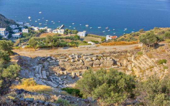 théâtre-d-île-de-milos-et-village-antiques-de-klima-23555878