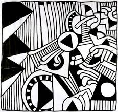 Untitled 1978, Encre de chine sur papier, 290.271, NY Keith Haring fondation