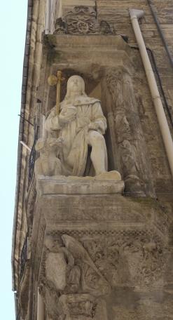 Saint Roch, Relin, Hôtel Flottes de Sébassan, Pézenas