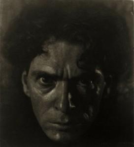 Helmar Lerski, Autoportrait ou démon