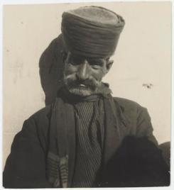 Arabe à Jérusalem, Palestine, 1931-1935 © mahJ © Succession Helmar Lerski, Museum Folkwang