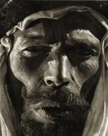 Bédouin, Palestine, 1931-1935 © mahJ © Succession Helmar Lerski, Museum Folkwang