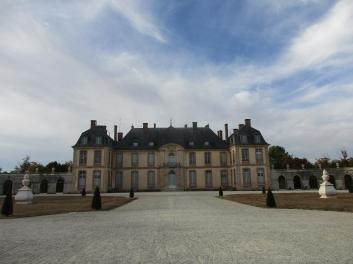 Le château de la Motte-Tilly
