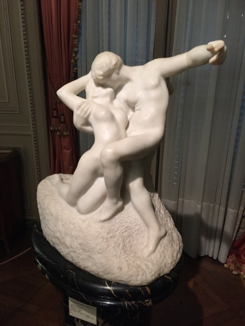 L'Éternel Printemps de Rodin vers 1884