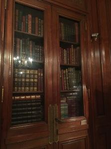 Quelques ouvrages de la bibliothèque