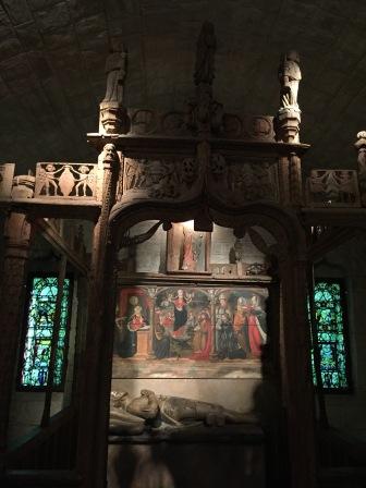 Chapelle in situ