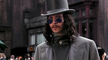 Dracula dans les rues de Londres