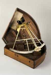 1775 - 1780 sextant de Jesse Ramsden