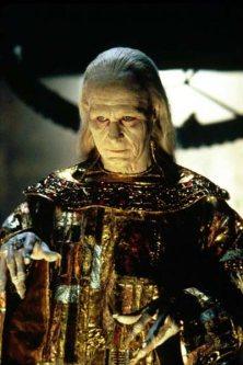Dracula en costume orientalisa