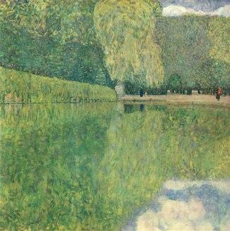 Gustav Klimt, Le Parc de Schönbrunn