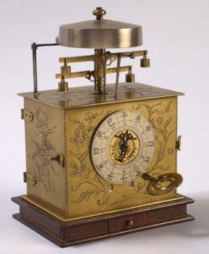 horloge japonaise XIXè