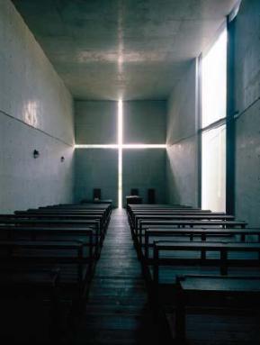 Église de la lumière, 1989 Church of the Light, 1989 © Photo : Mitsuo Matsuoka