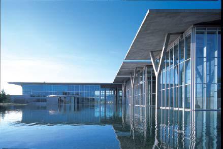 Musée d'art moderne de Fort Worth, 2002 © Photo : Mitsuo Matsuoka