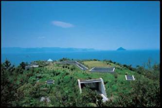Musée d'art de Chichu, 2004 © Photo : Tadao Ando Architect & Associates