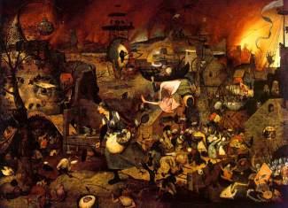 Bruegel, Dulle Griet ou Margot la folle (1563)