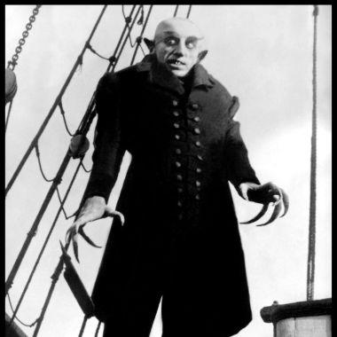 MURNAU Friedrich, Nosferatu le vampire, 1922, ©Prana-Film/DR